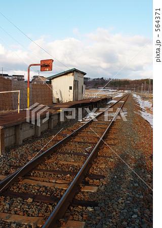 深郷田駅の写真素材 - PIXTA