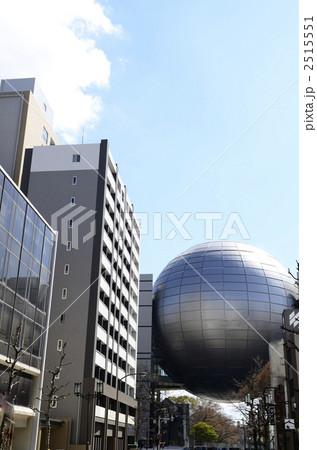 プラネタリウム 名古屋市 愛知県 巨大 建物の写真素材 , PIXTA