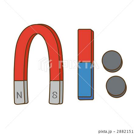 U型磁石の写真素材 - PIXTA