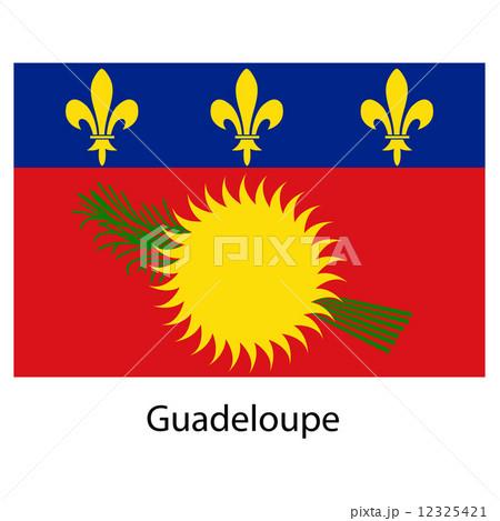 グアドループ 旗の写真素材 - PI...