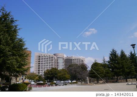 愛知県災害拠点病院の写真素材 -...