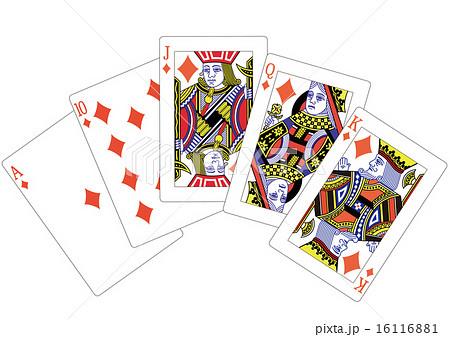 ポーカー ロイヤル ストレート フラッシュ