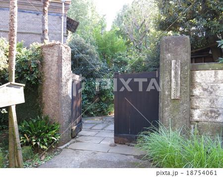 美作勝山藩下谷屋敷の写真素材 - PIXTA