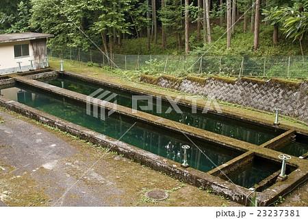 沈砂池の写真素材 - PIXTA