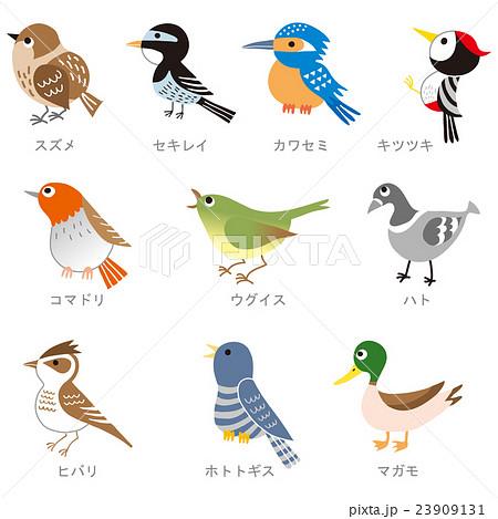 ひばり 鳥の写真素材 Pixta