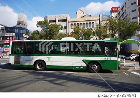 神戸市営バスの写真素材 - PIXTA