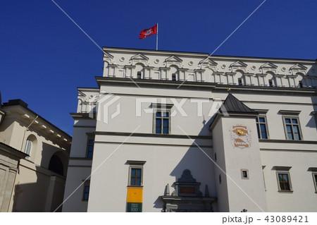 リトアニア大公宮の写真素材 - P...