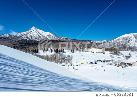 スキー 場 鏡ヶ成